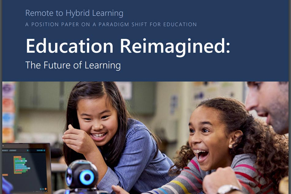 Remote to Hybrid Learning