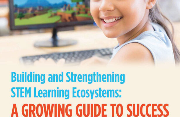 Building and Strengthening STEM learning Ecosystems